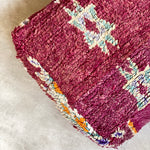 Load image into Gallery viewer, Amazigh pouf #164