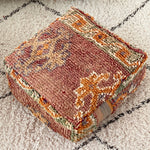 Load image into Gallery viewer, Amazigh pouf #151
