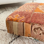 Load image into Gallery viewer, Amazigh pouf #152