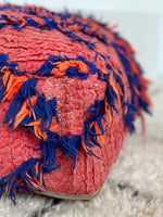 Load image into Gallery viewer, Amazigh pouf #166