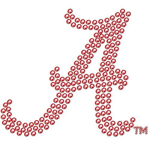 ALABAMA AUTO BLING DECAL - Don't Abbreviate Me