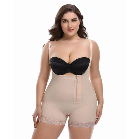 Concealer Shapewear Waist Slimming Shaper Corset Slimming Briefs Butt Lifter Modeling Strap Body Shaper Underwear Women Bodysuit - Don't Abbreviate Me