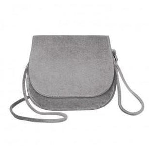 VELVET SMALL CROSSBODY BAG-The Men's Shoppe & Her Boutique