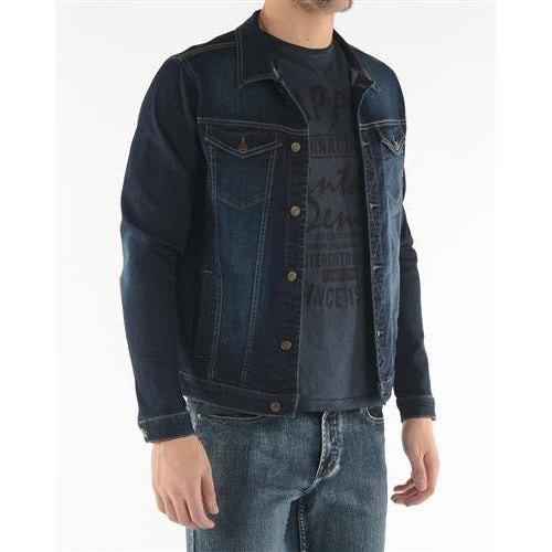 BILL BASIC JEAN JACKET-The Men's Shoppe & Her Boutique
