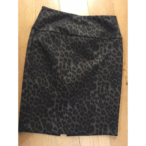 LEO ILLUSION SKIRT-The Men's Shoppe & Her Boutique
