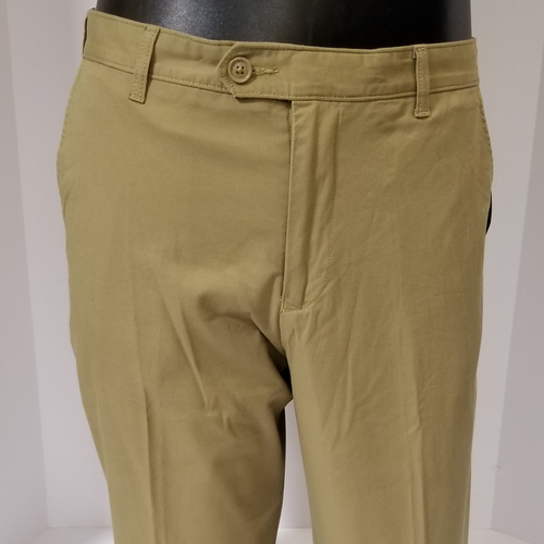LIGHT-WEIGHT KHAKI PANT