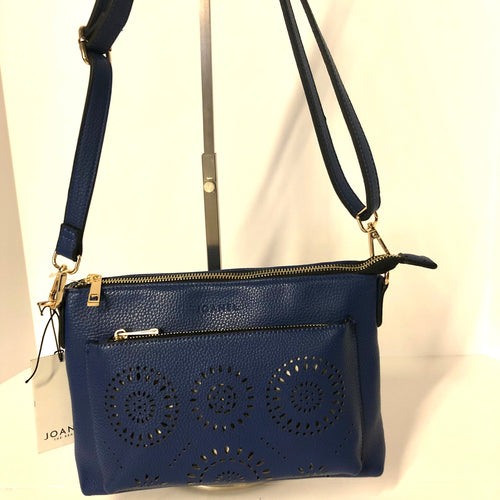 Royal Blue mid size purse