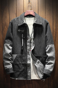 Retro Denim Jacket - Veignity