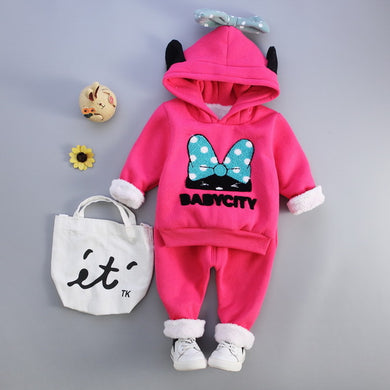 Baby Girl Clothing Set - Veignity
