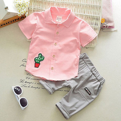 Baby Boy's Clothing Set - Veignity
