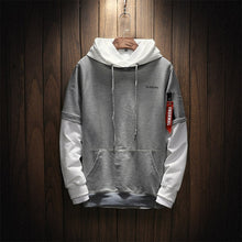 Long Sleeves Pullover Sweatshirt - Veignity