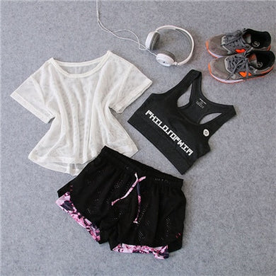Quick Dry Sports Wear Set - Veignity