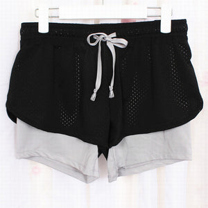 Summer Yoga Shorts - Veignity