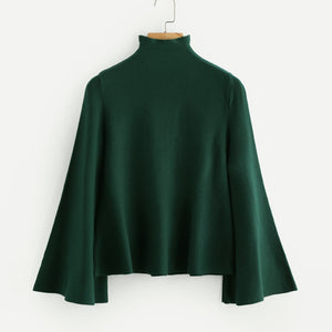 High Neck Sweater - Veignity