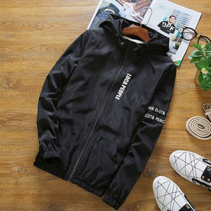 Casual Hooded Jacket - Veignity