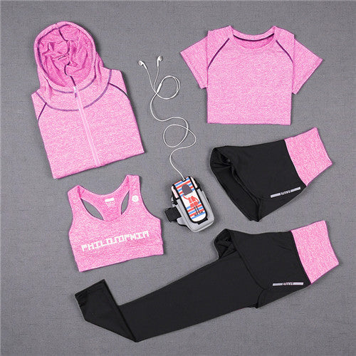 Quick Dry Sportswear Set - Veignity
