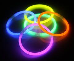 Blue Color Premium Glow Bracelets