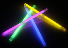 Assorted Color Premium Glow Stir Sticks (280pcs)