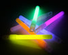 "4"" Assorted Color Premium Glow Sticks"