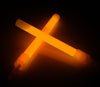 "4"" Orange Premium Glow Sticks"