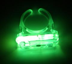 Glow Rings Green Color