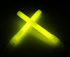 "4"" Yellow Premium Glow Sticks"