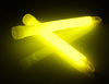 "6"" Yellow Premium Jumbo Glow Sticks"