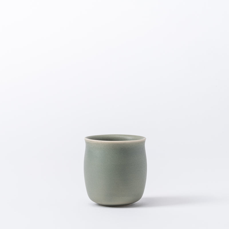 Alev - small cup set of 2 pcs - olive green