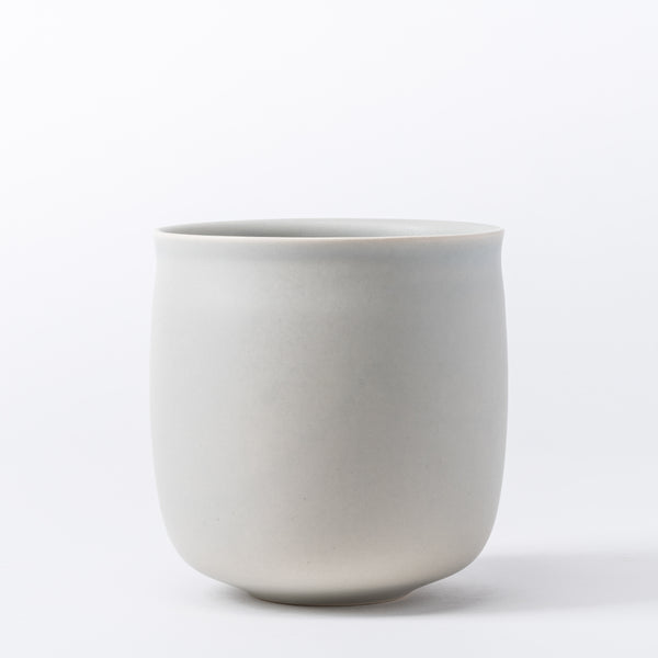 Alev - Vase 01 - Misty Grey