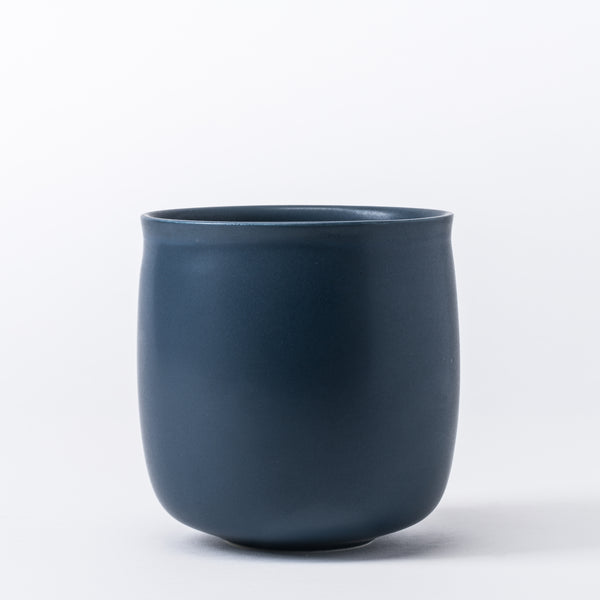 Alev - Vase 01 - Twilight Blue