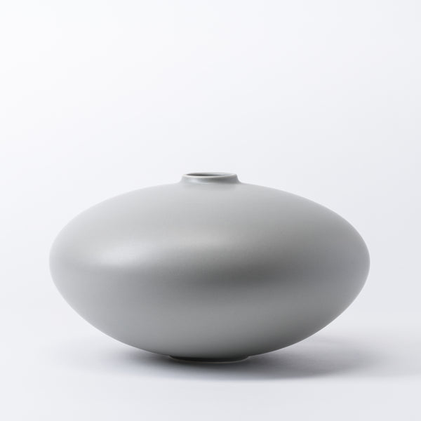 Alev - Vase 02 Large - Misty Grey