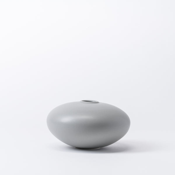 Alev - Vase 02 Small - Misty Grey