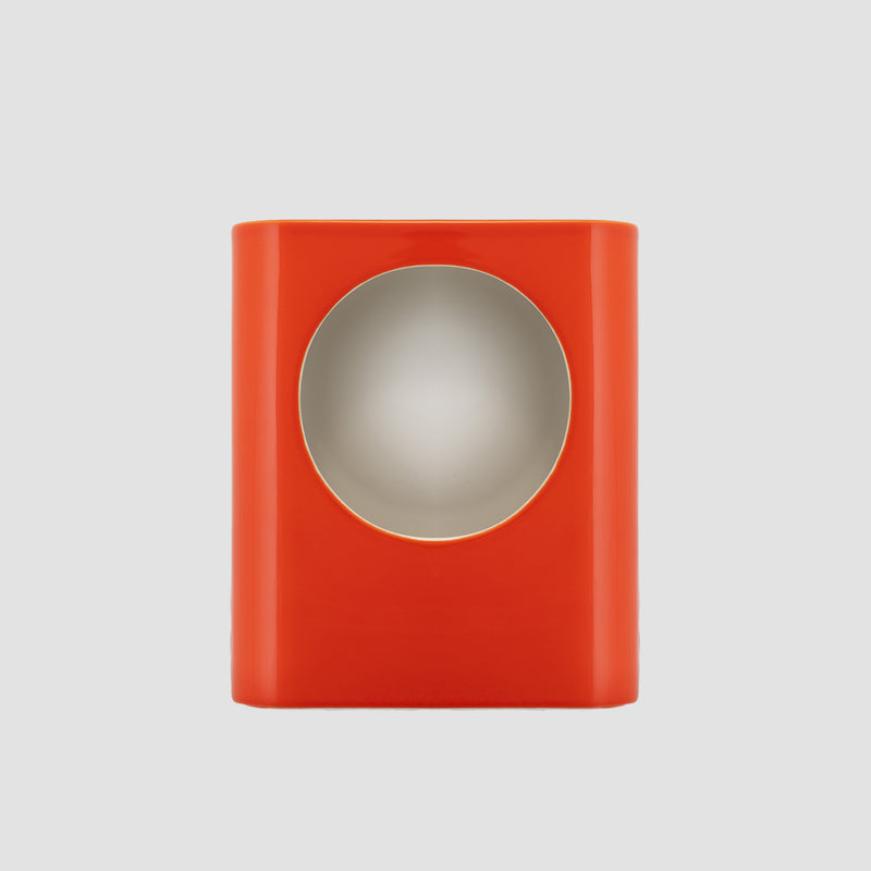 Panter&Tourron - Signal - lamp - large - EU plug - tangerine orange