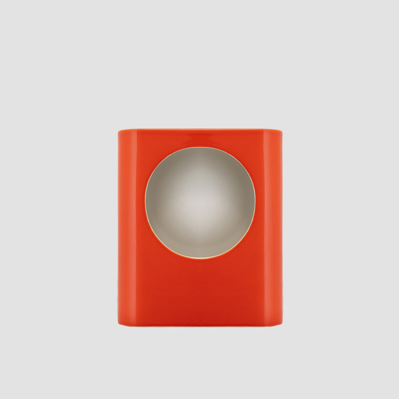 Panter&Tourron - Signal - lamp - small - U.K plug - tangerine orange