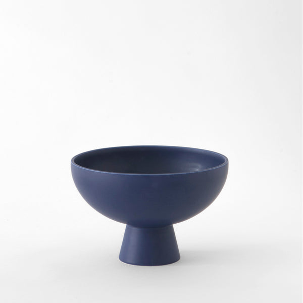 Strøm - Large Bowl - Blue