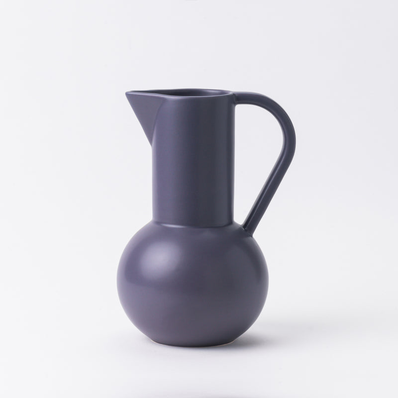 Strøm - Large Jug - Purple ash