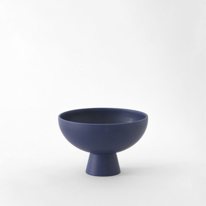 Strøm - Medium Bowl - Blue