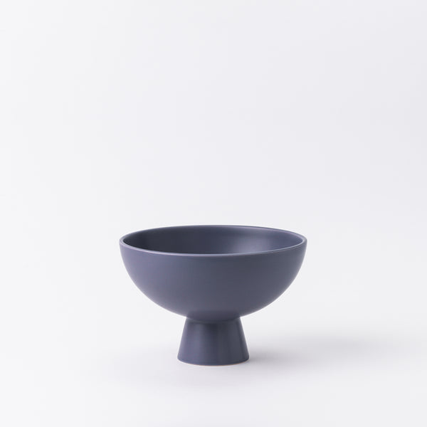 Strøm - medium bowl - purple ash