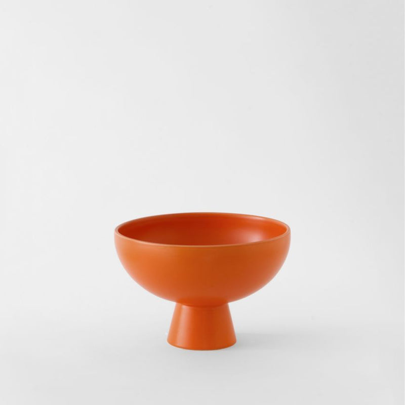Nicholai Wiig-Hansen - Strøm - bowl - medium - vibrant orange