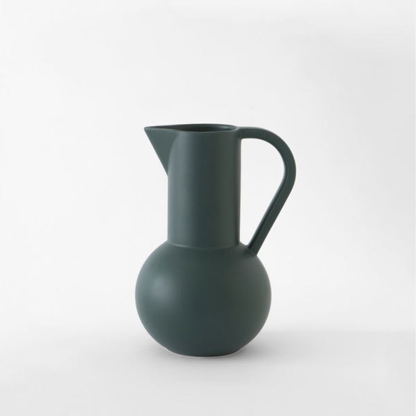 Strøm - medium jug - green gables