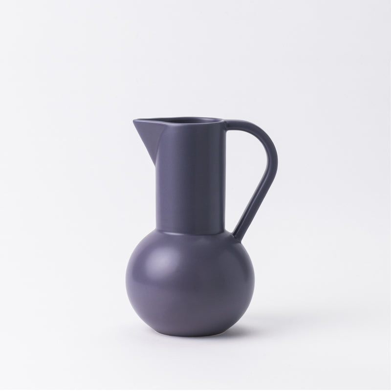 Strøm - medium jug - purple ash