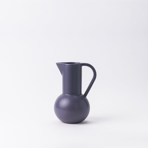 Strøm - small jug - purple ash