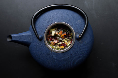 Wellness and Herbal Teas