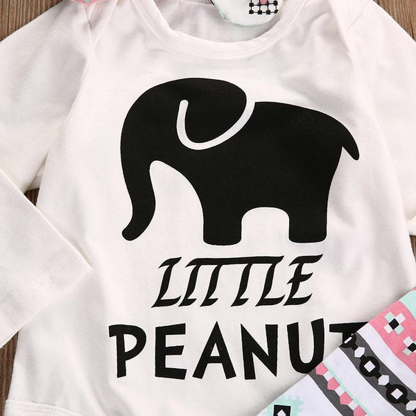 Little Peanut 3 Piece Outfit