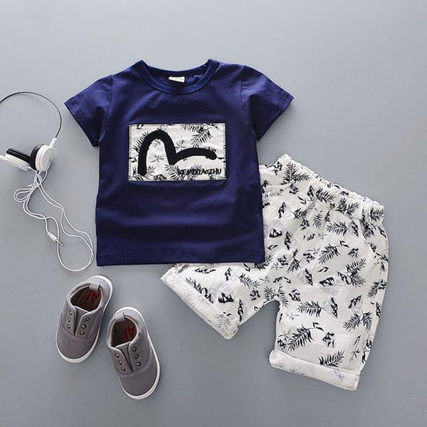 2 Piece Animal Outfit
