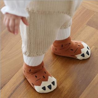 Crochet Long Cotton Socks