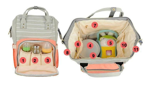 The Ultimate Diaper Bag