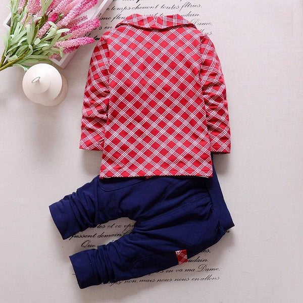 3 Piece T-Shirt Jacket & Pants