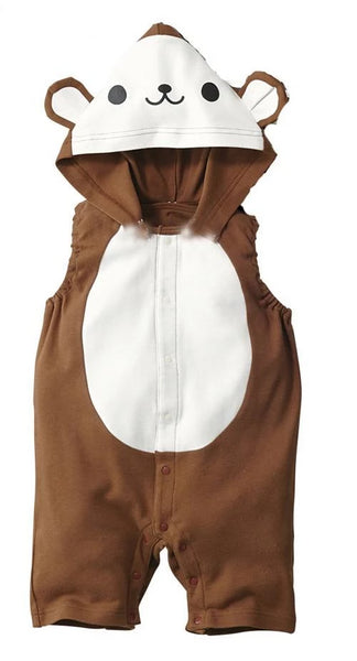 Sleeveless Animal Halloween Costume