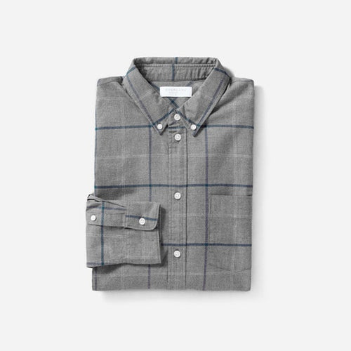 The Modern Flannel Shirt